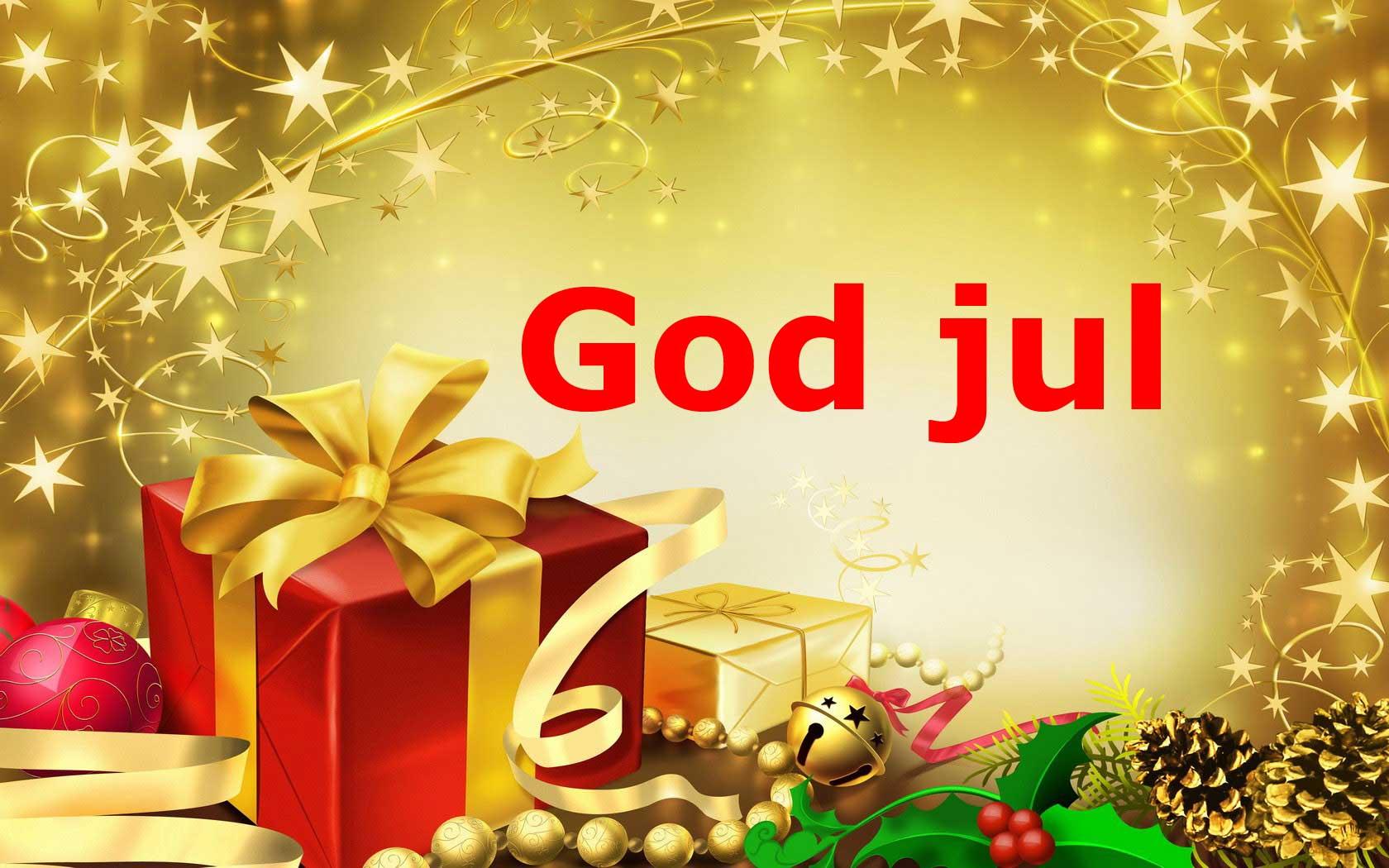 Julefest for alle medarbeidere
